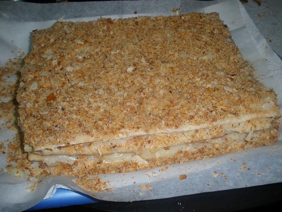 Пирог из теста с творогом простые рецепты